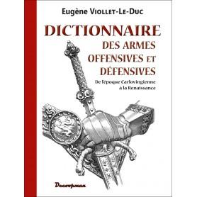 Dictionnaire des armes offensives et défensives