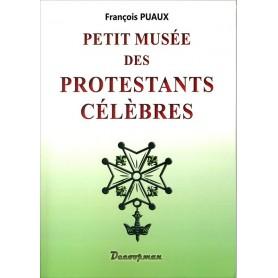 Petit musée des protestants célèbres