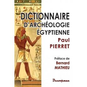 Dictionnaire d'archéologie égyptienne