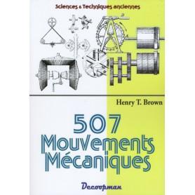 507 Mouvements mécaniques