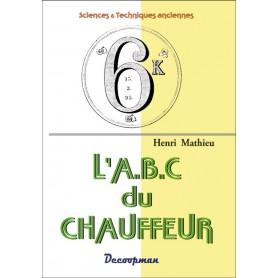 ABC du Chauffeur (L') - Henri Mathieu