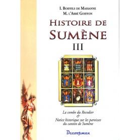 Histoire de Sumène - III