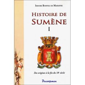 Histoire de Sumène - I