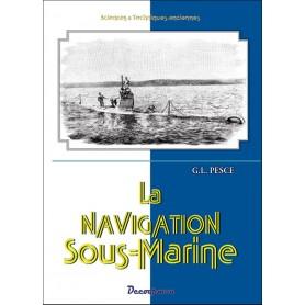 La Navigation sous-marine