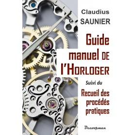 Guide-manuel de l'Horloger