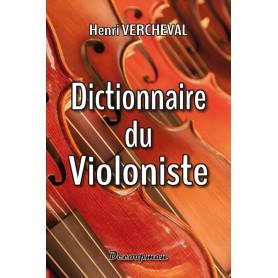 Dictionnaire du violoniste